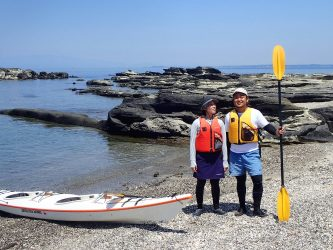 三浦で、商い暮らし海で遊ぶ、素敵な夫婦。