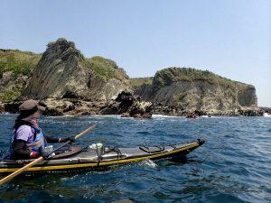 三浦半島の南端はダイナミックな風景なんです。