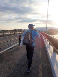 ふたたび、小田原まで歩かないか?
