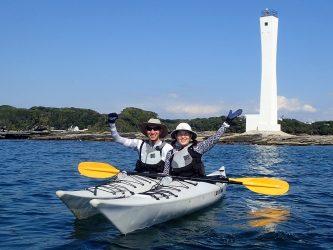 キムラ夫妻は、二艘の舟で。