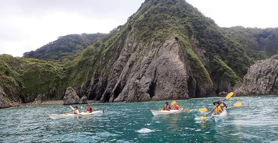 季節のイベント参加者募集 10月9・10日 秋の伊豆の海を満喫シーカヤックツアー